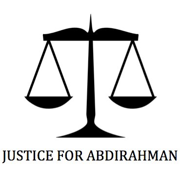 April 07, 2017 — Justice for Abdirahman Coalition Endorses